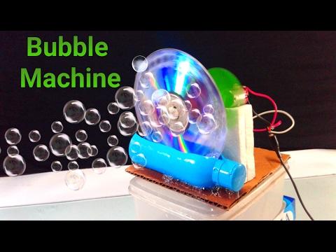Easy invention ideas- make a bubble machine