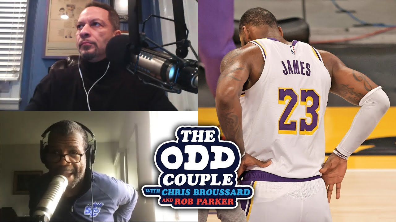 Lakers Are In Danger of Being a Lottery Team Without LeBron & AD | THE ODD COUPLE