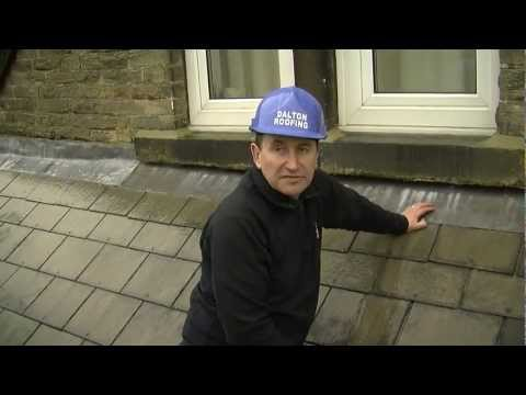 Lead Flashing Roof Repair | Dalton Roofing