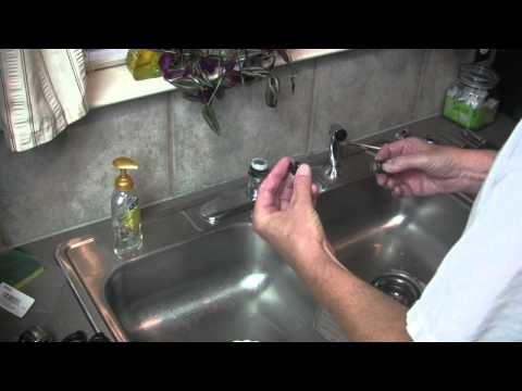 Moen Kitchen Faucet Broken Lever Handle Repair