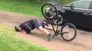 TRY NOT TO LAUGH WATCHING FUNNY FAILS VIDEOS 2021 #98