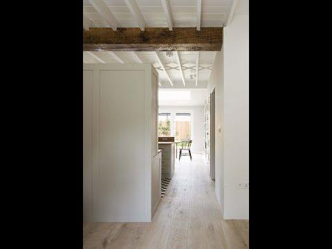 TERRACE HOUSE RENOVATION DESIGN IDEA