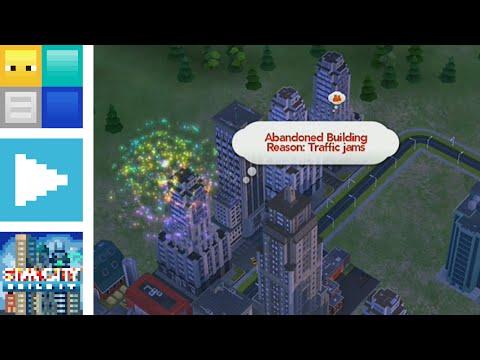 SimCity BuildIt - Abandoned Buildings | Blocks Plays BuildIt E8 | AYB40