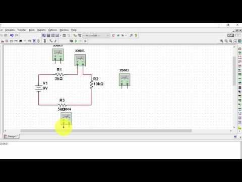 Basic Use of Multisim In Electronics Circuit Analysis Lab Tips
