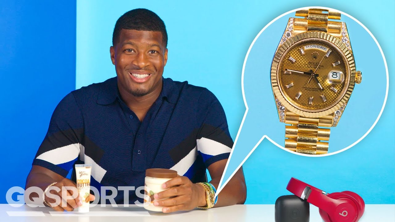 10 Things Jameis Winston Can't Live Without | GQ Sports