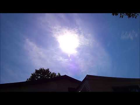 Solar Eclipse Sony Action Cam No Filter 08 21 2017 Saint Louis MO