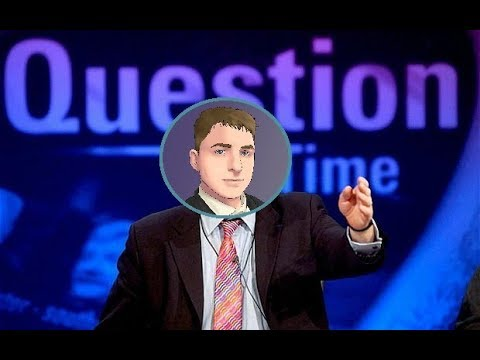 BBC Question Time's Racist Audience