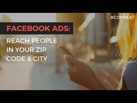 Facebook Ads: Location Targeting