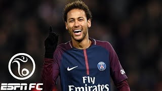Neymar likely to spurn Real Madrid thanks to one thing PSG