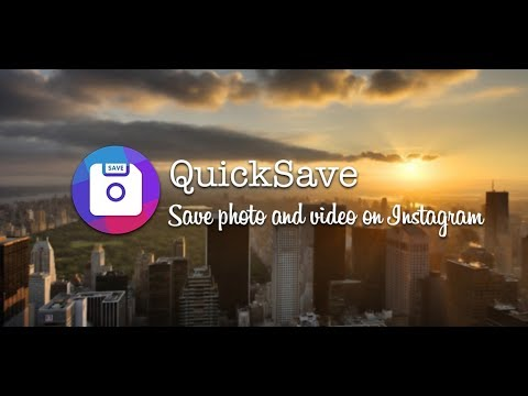 How to download Instagram photo & video on Android with InstaSave
