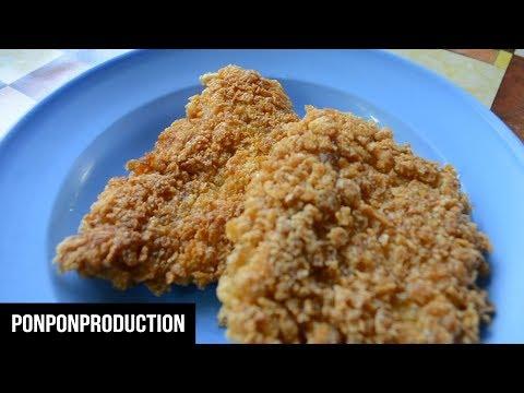 How to make CRISPY FRIED FISH (CRISPY OUTSIDE JUICY INSIDE!!!) | EASY MEALS