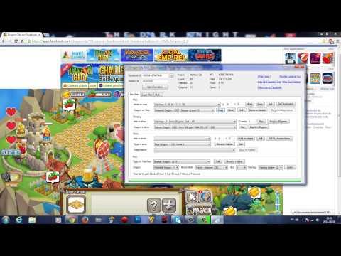 Hack-Dragon City Facebook Tool Download in description
