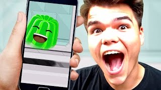 JELLY THE MOBILE GAME!