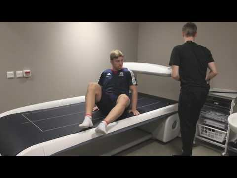 DEXA SCAN - Body fat percentage test