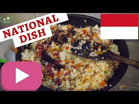 Balinese NASI GORENG AYAM Recipe | Homemade Chicken Fried Rice