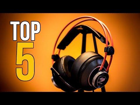 TOP 5: BEST Gaming Headphones Under $100! (2017)