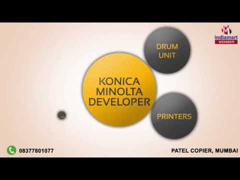Printing Machines by Patel Copier, Mumbai