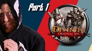 Divinity Original Sin ENHANCED EDITION Gameplay Part 1; Goner and Rhea
