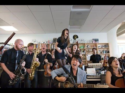 Mother Falcon: NPR Music Tiny Desk Concert