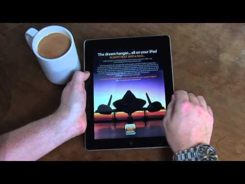 LOOP Magazine for iPad