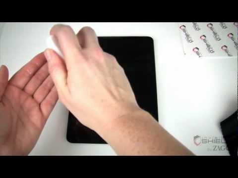 iPad® mini - invisibleSHIELD® Installation