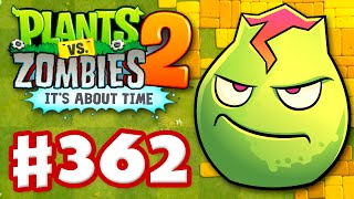 Plants vs. Zombies 2: It's About Time - Gameplay Walkthrough Part 362 - Lava Guava! (iOS)
