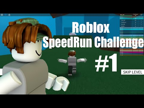 Roblox : Speed Run 4 Challenge #1