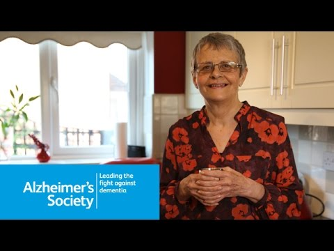 Wendy's story - getting diagnosed and staying connected - Alzheimer's Society
