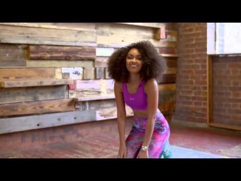 USA Pro X Little Mix Plank Challenge
