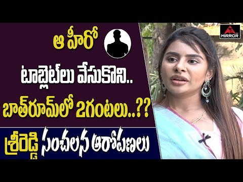 Xxx Mp4 Actress Sri Reddy About Tollywood Telugu Film Actor Film Industry Mirror TV Channel 3gp Sex