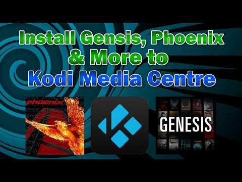 How to Get Genesis, Phoenix & More on Kodi (Watch Movies, TV Shows & Live TV)