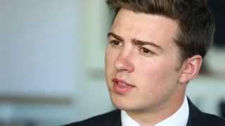 Mazars Graduates - Tom, Internal Audit