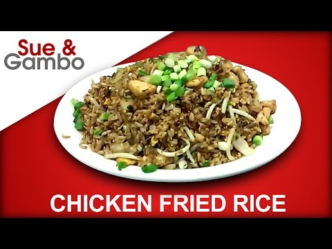 How to Make Easy Chinese Chicken Fried Rice