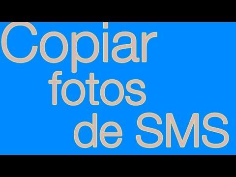 Como guardar las fotos de los mensajes de tu Dispositivo