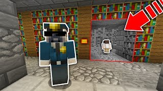 THEY NEVER SAW THIS COMING... | (Minecraft COPS AND ROBBERS)