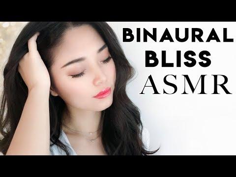 [ASMR] ~Binaural Bliss~ Relaxing Sleep Triggers