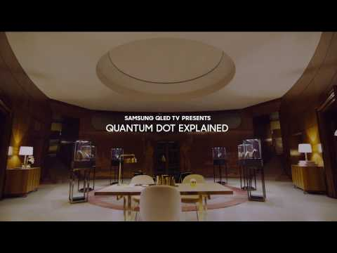 Samsung QLED TV | Quantum Dot Explained