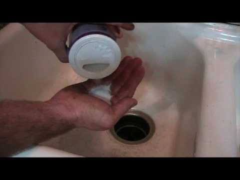 Hand Stain Removal.wmv