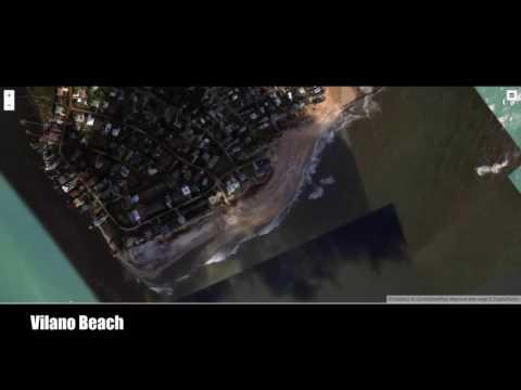 Hurricane Matthew's Effect On Northeastern Florida's Coast