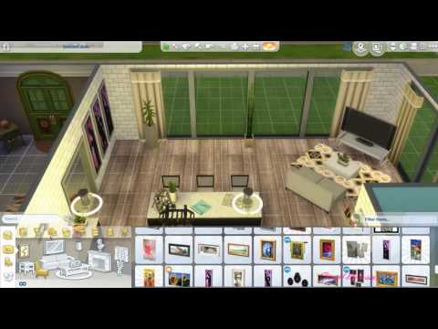 [ The Sims 4 ] Speed Building part 2 - Undercover Vampire House