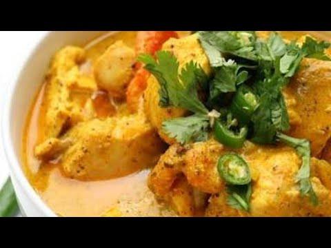 Hyderabadi Chicken Dryfruit Khorma
