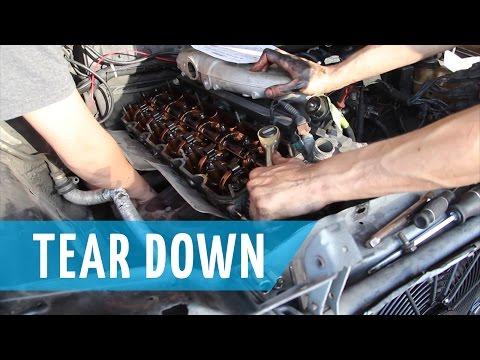 Turbo BMW E30 Build: Part 8 | Engine Teardown: Boost Prep