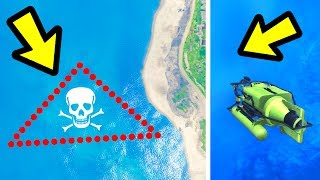 GTA 5 - Searching the Paleto Bay Triangle! (Incredible)
