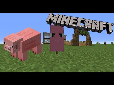 How to make a Pig Banner in Minecraft!