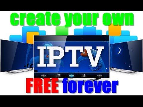 free iptv m3u and m3u8 forever