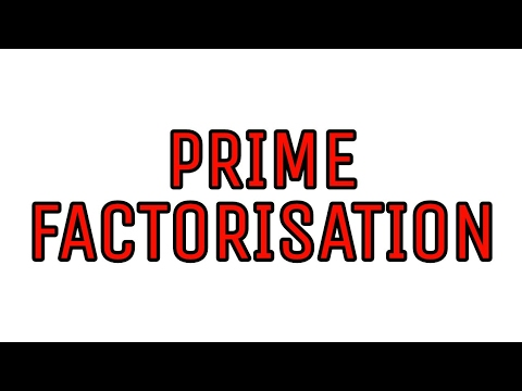 Prime factorisation method of large numbers ll class 6 ll cbse maths class 10 real numbers
