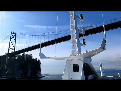 V2V Empress Ferry Tour: Downtown Vancouver to Downtown Victoria