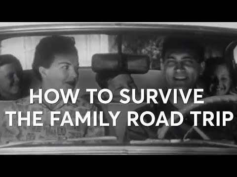 The Family Road Trip Survival Guide   Consumer Reports