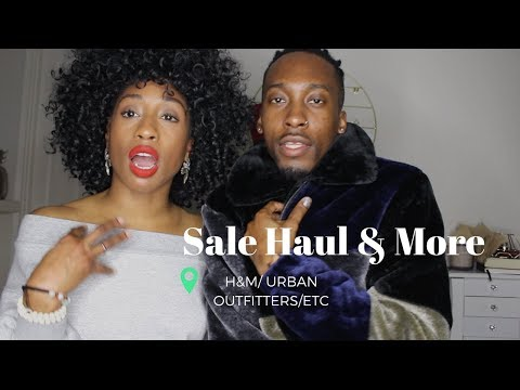 H&M, Urband Outfitters & Nordstrom Sale Haul