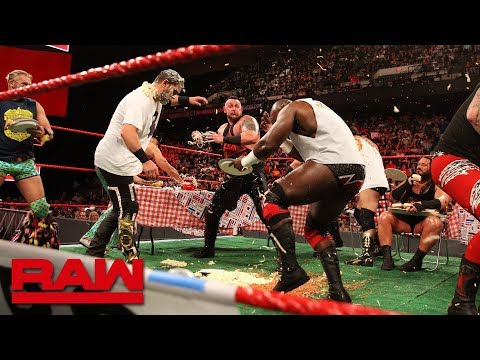 The B-Team's Memorial Day Tag Team Barbecue: Raw, May 28, 2018